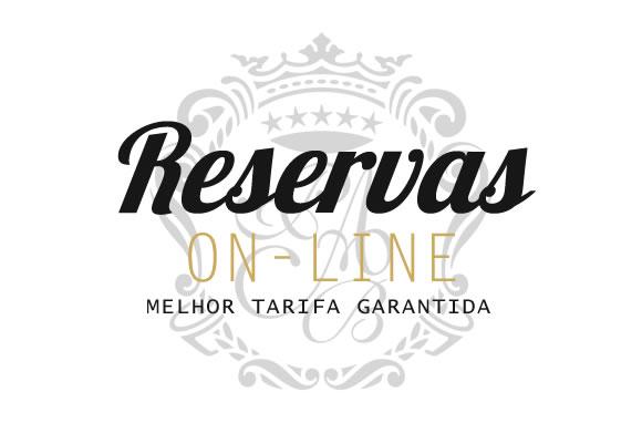 Reservas On-line Melhor Tarifa Garantida